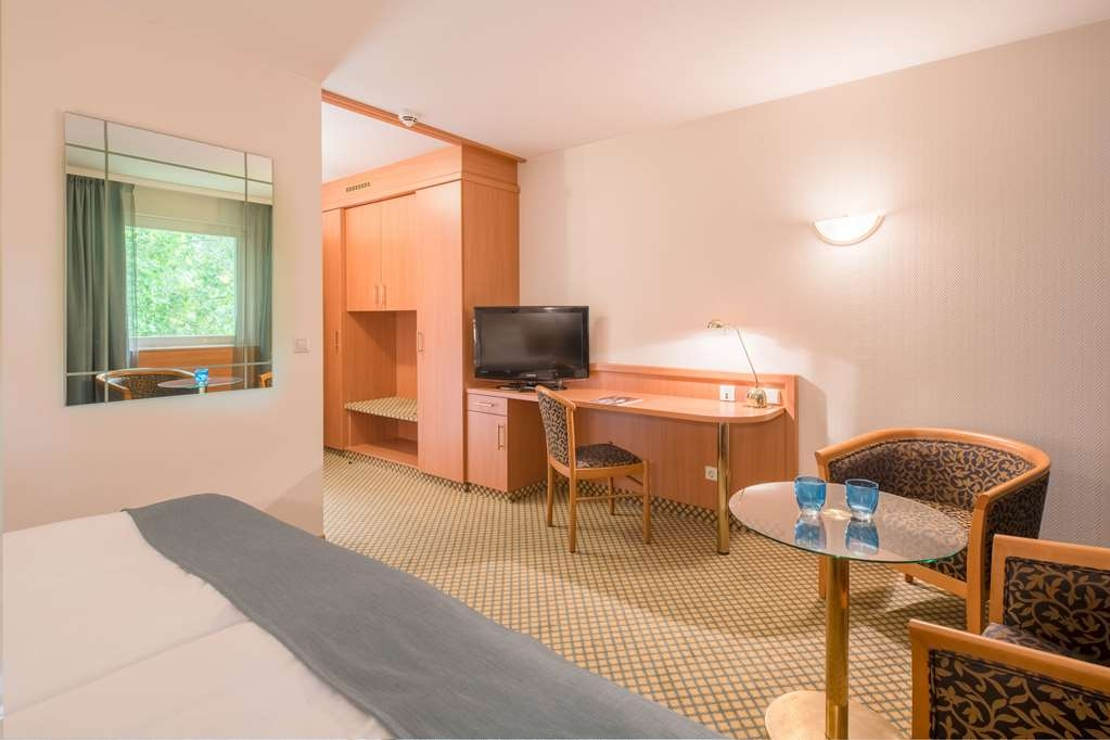 Best Western Plus Hotel Fellbach-Stuttgart - Habitaciones/Alojamientos