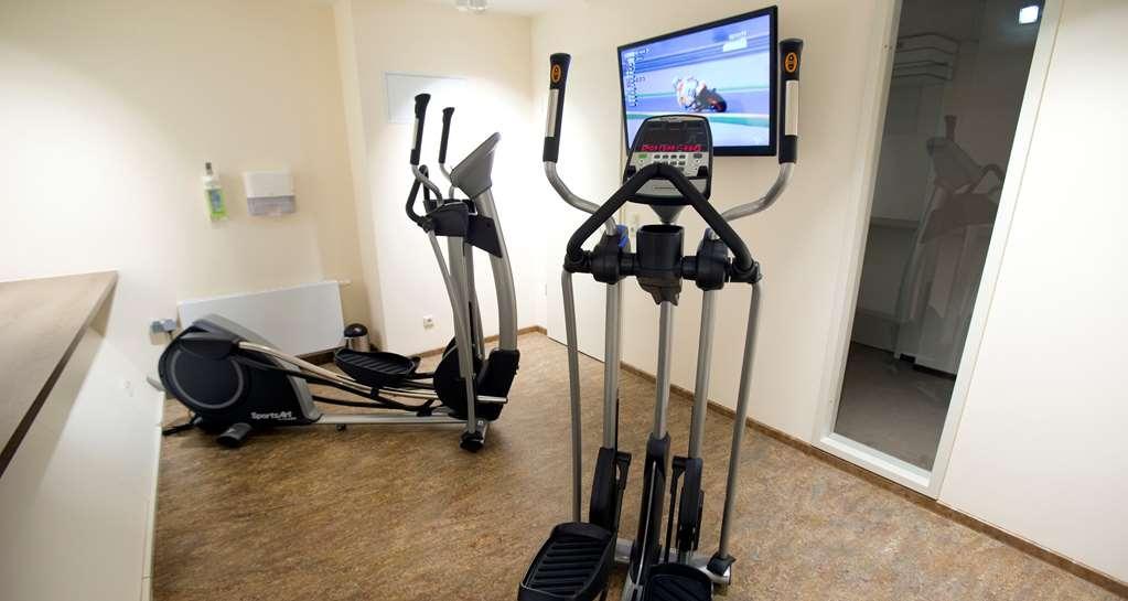 Best Western Plus Hotel Bremerhaven - Club de salud