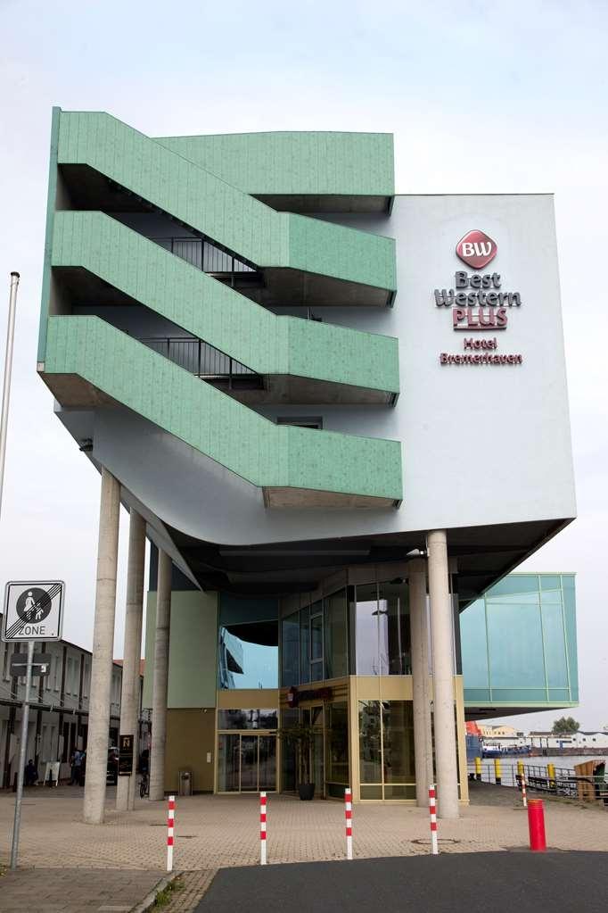 Best Western Plus Hotel Bremerhaven - Vista Exterior
