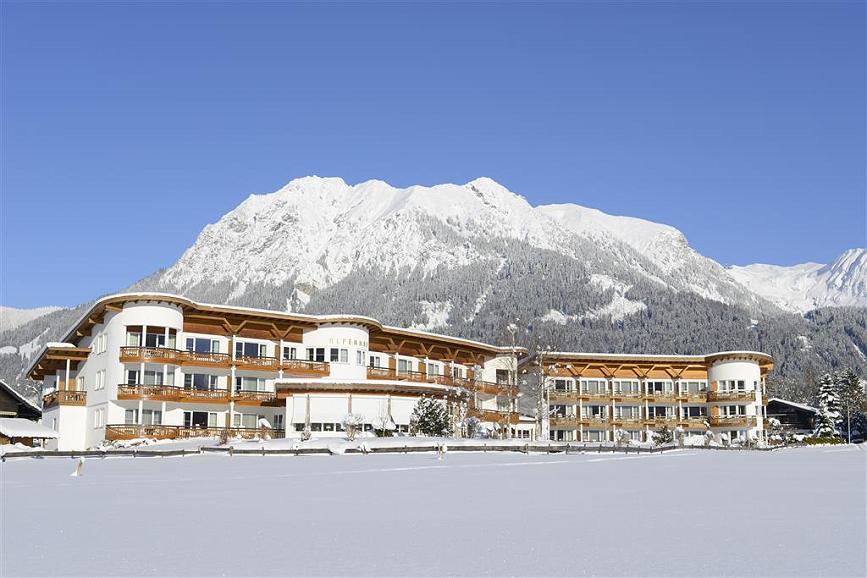 Best Western Plus Hotel Alpenhof - Area esterna