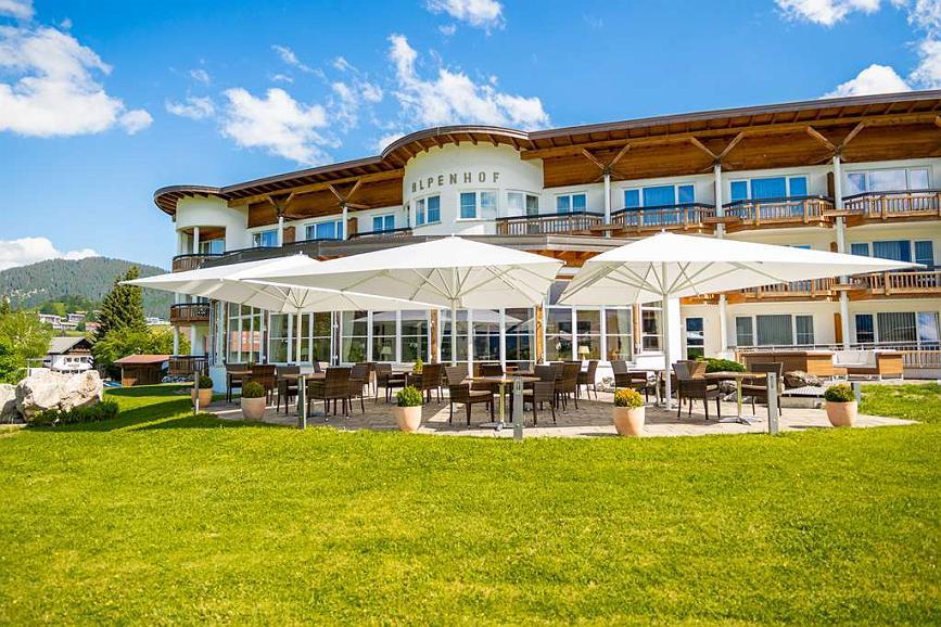 Best Western Plus Hotel Alpenhof - Vue extérieure
