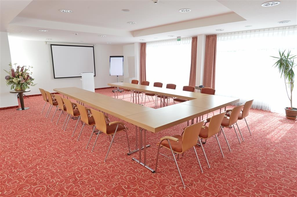 Best Western Plus Hotel Alpenhof - Meeting Room