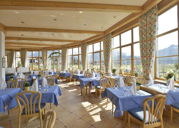 Best Western Plus Hotel Alpenhof - Restaurant
