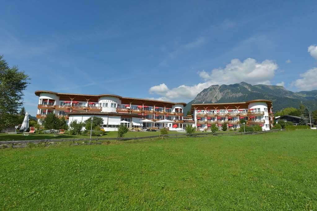 Best Western Plus Hotel Alpenhof - Außenansicht