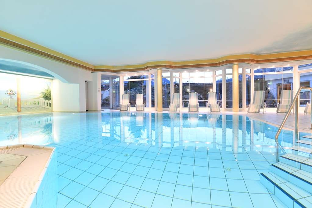Best Western Plus Hotel Alpenhof - Pool