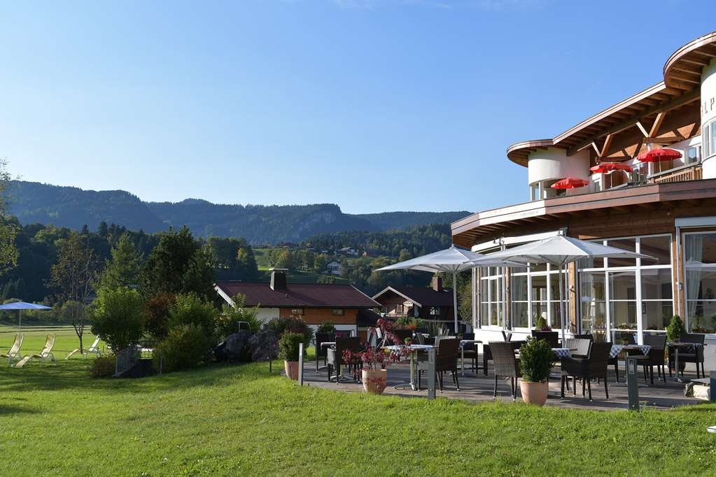 Best Western Plus Hotel Alpenhof - terrace