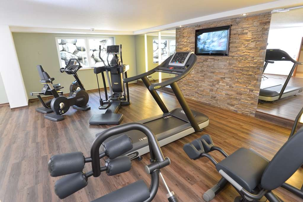 Best Western Plus Hotel Alpenhof - gym
