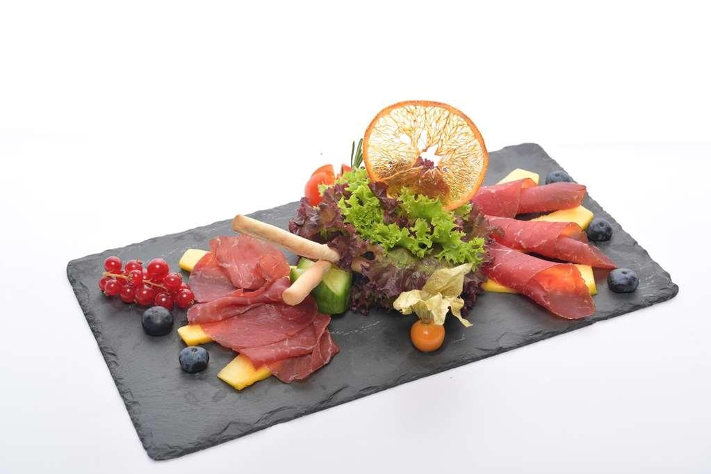 Best Western Plus Hotel Alpenhof - Restaurant / Gastronomie