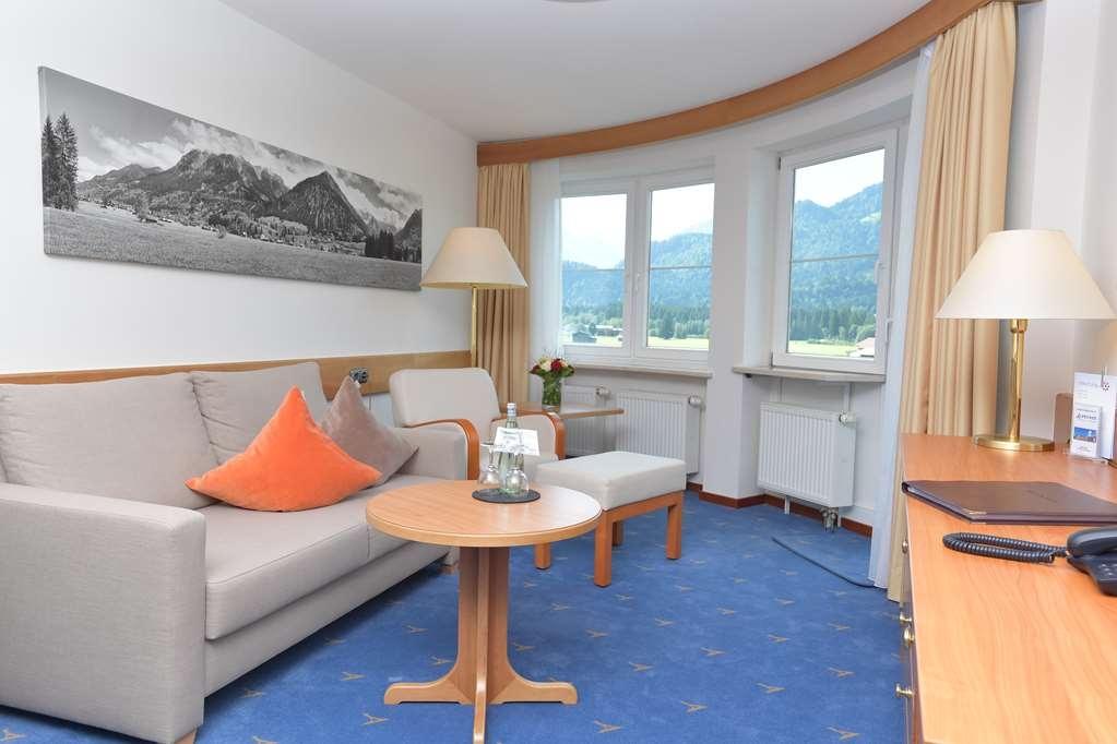 Best Western Plus Hotel Alpenhof - Habitaciones/Alojamientos