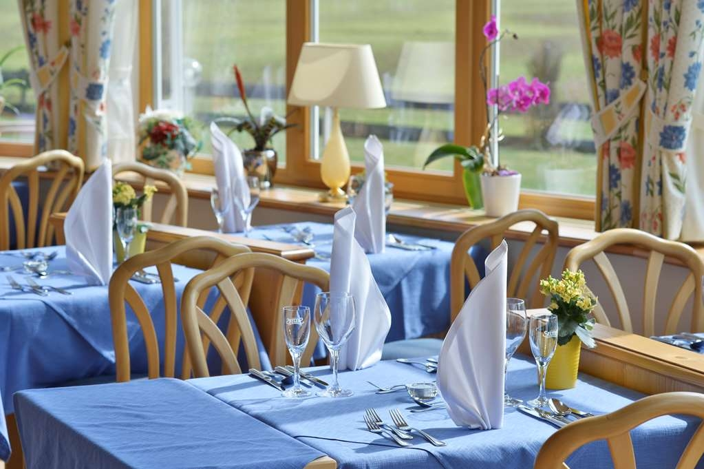 Best Western Plus Hotel Alpenhof - Restaurante/Comedor