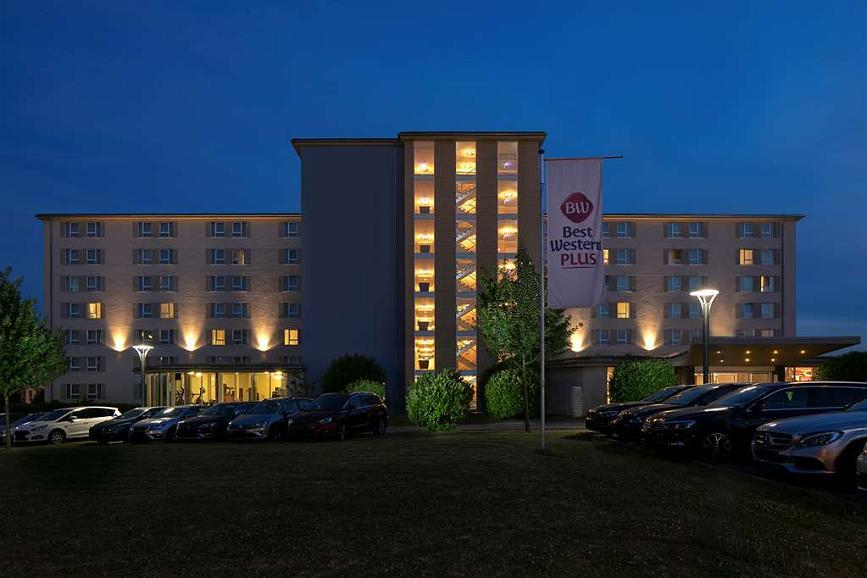Best Western Plus iO Hotel - Aussenansicht
