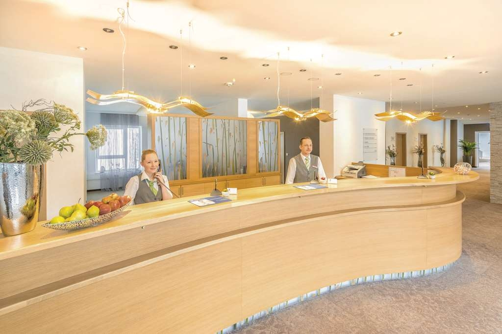 Best Western Plus iO Hotel - Reception