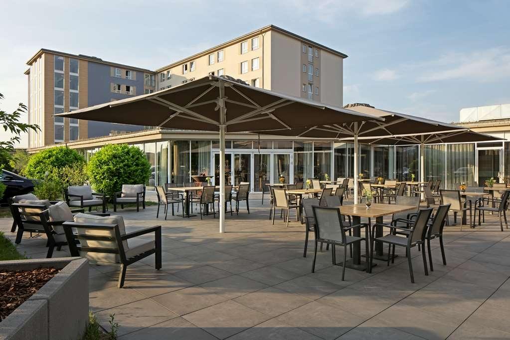 Best Western Plus iO Hotel - terrace