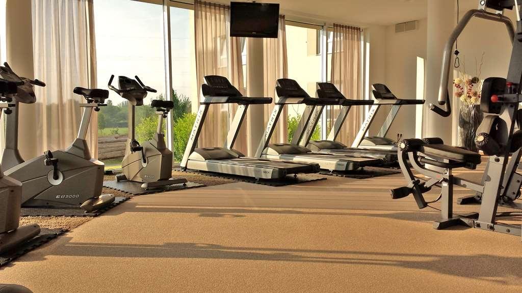 Best Western Plus iO Hotel - Fitness area