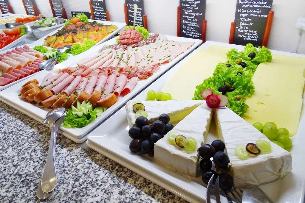 Best Western Hotel Braunschweig - Breakfast area