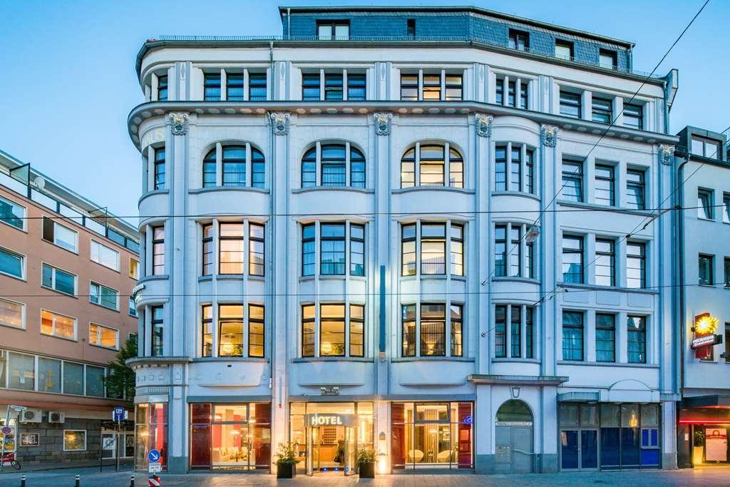 Best Western City-Hotel Braunschweig - Vista Exterior