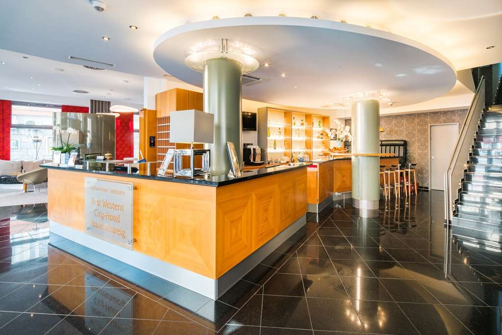Best Western City-Hotel Braunschweig - Hall