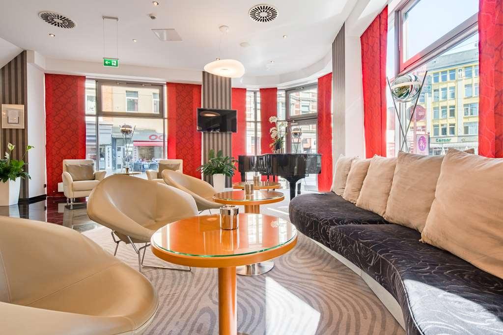 Best Western City-Hotel Braunschweig - Bar / Lounge