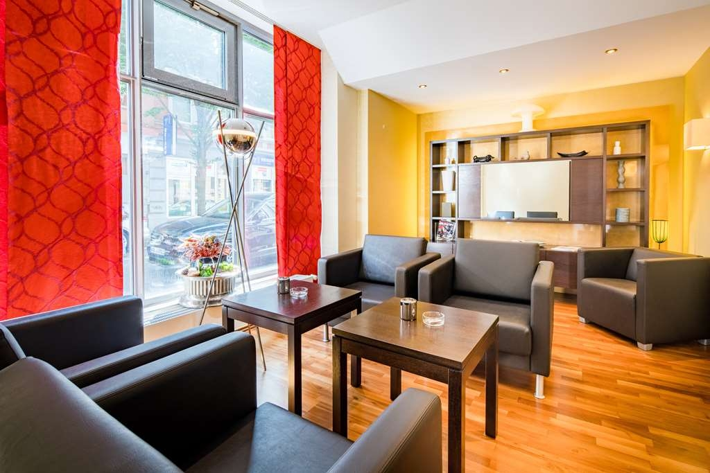 Best Western City-Hotel Braunschweig - Bar/Salón