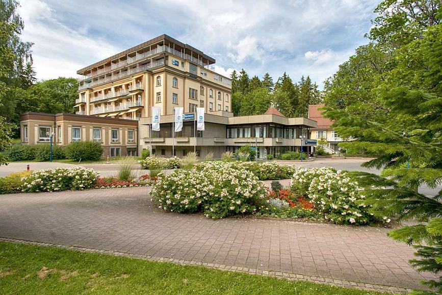 Sure Hotel by Best Western Bad Duerrheim - Exterior