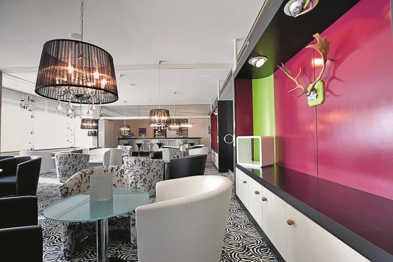 Best Western Soleo Hotel am Park - Bar/Lounge