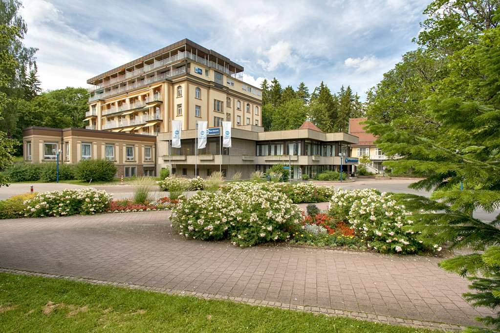 Best Western Soleo Hotel am Park - Facciata dell'albergo