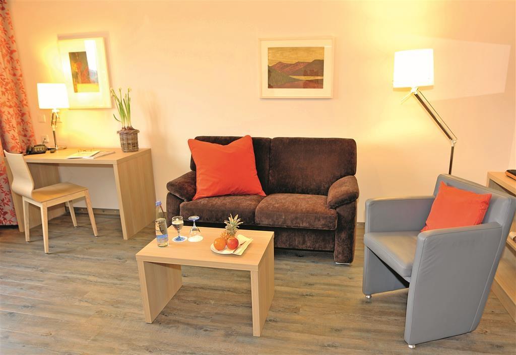 Best Western Plus Hotel Vier Jahreszeiten - Habitación