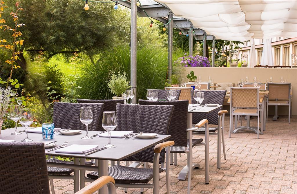 Best Western Plus Hotel Vier Jahreszeiten - Terraza