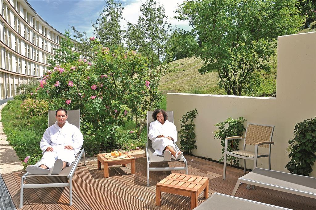 Best Western Plus Hotel Vier Jahreszeiten - Área de relax