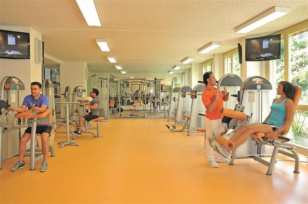 Best Western Plus Hotel Vier Jahreszeiten - Sala de deportes