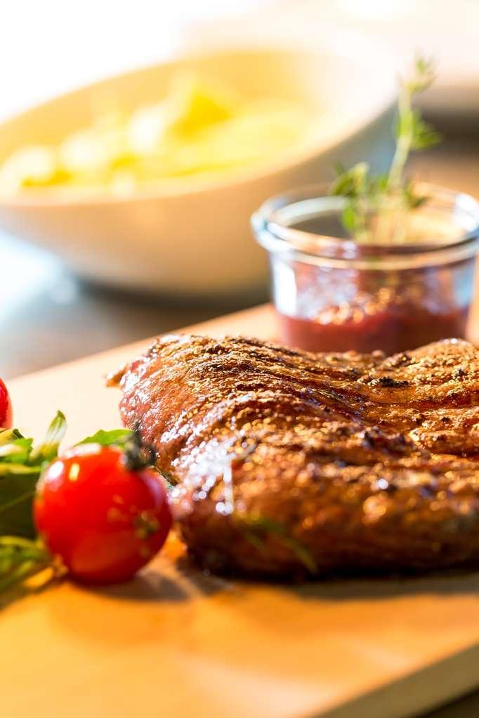 Best Western Plus Hotel Vier Jahreszeiten - Restaurante/Comedor