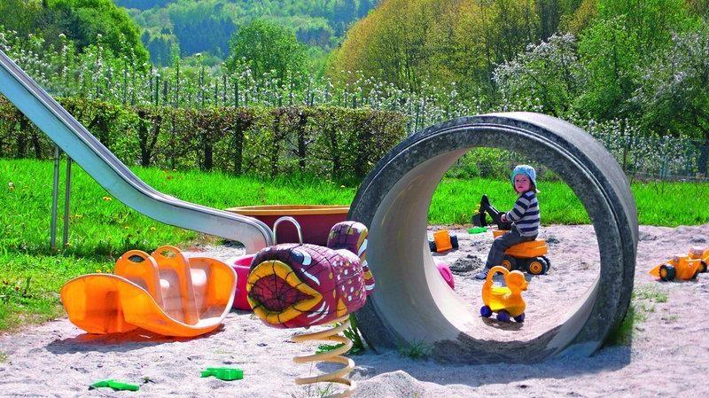 Best Western Plus Hotel Vier Jahreszeiten - Parque infantil