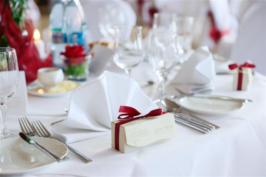 Best Western Plus Hotel Vier Jahreszeiten - Banquetes