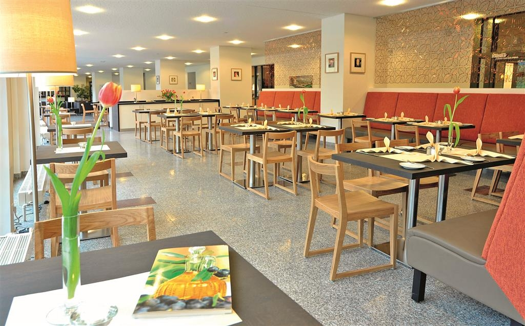 Best Western Plus Hotel Vier Jahreszeiten - Zona de desayunos