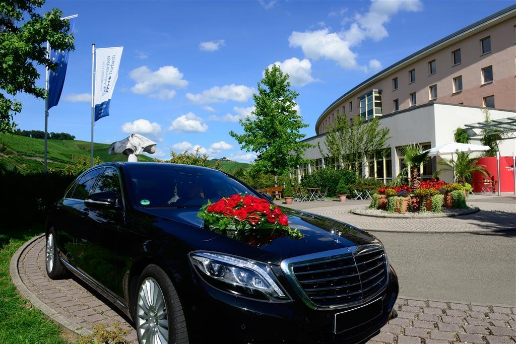 Best Western Plus Hotel Vier Jahreszeiten - Vista exterior