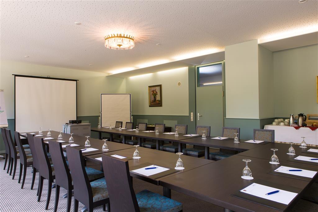 Best Western Plus Hotel Vier Jahreszeiten - Sala de reuniones
