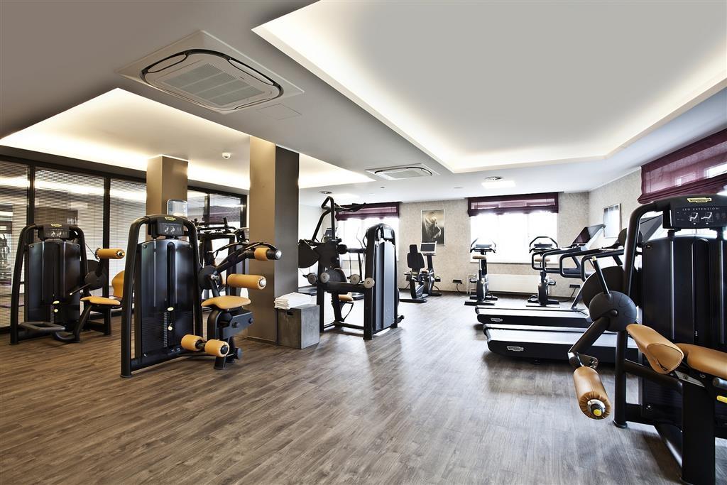 Best Western Plus Hotel Boettcherhof - Centro fitness
