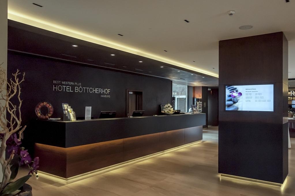 Best Western Plus Hotel Boettcherhof - Reception Desk