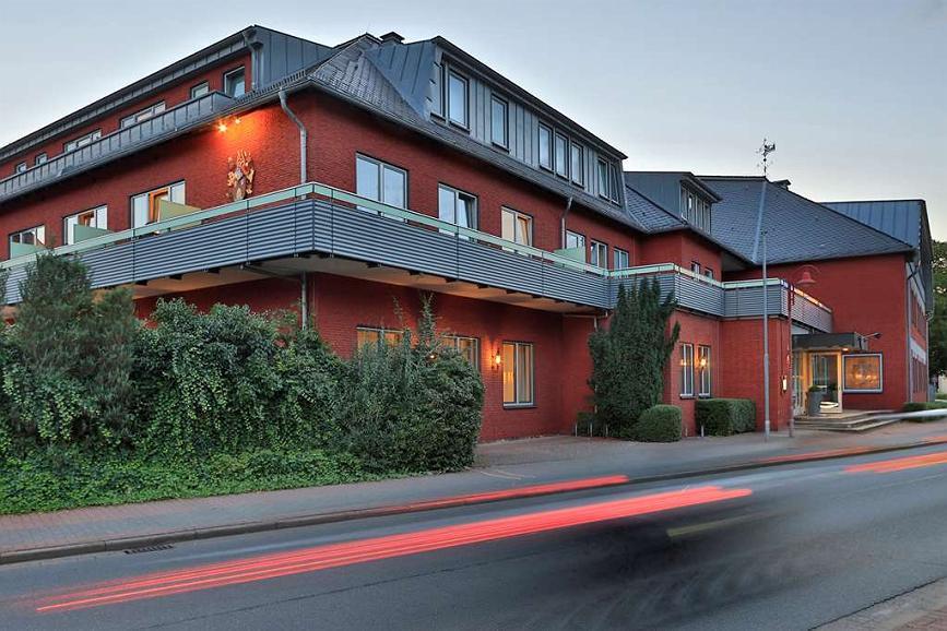 Best Western Hotel Heidehof - Area esterna