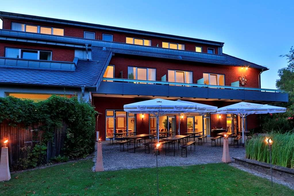 Best Western Hotel Heidehof - Facciata dell'albergo