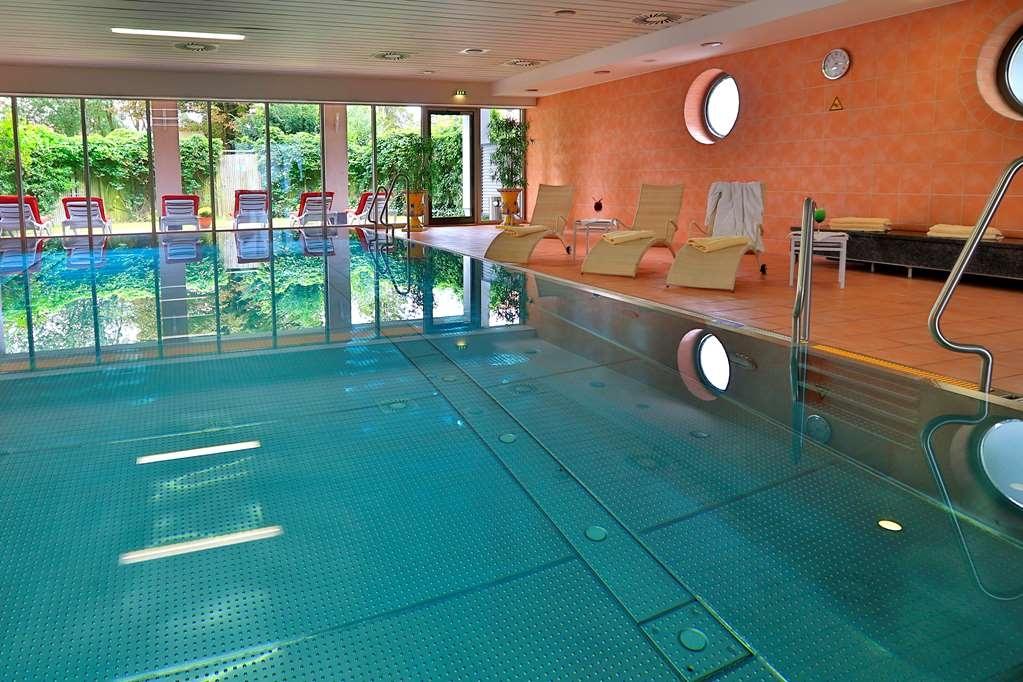 Best Western Hotel Heidehof - Pool indoor