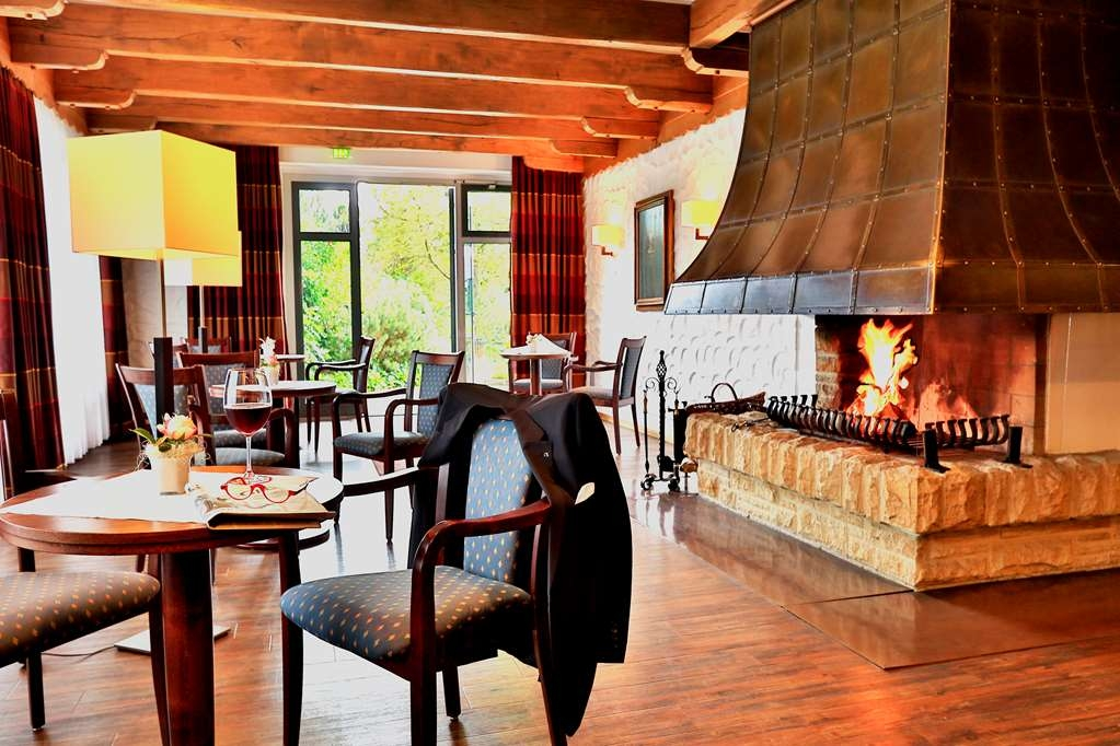 Best Western Hotel Heidehof - bar