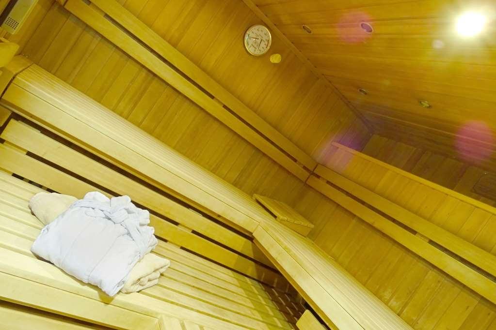 Best Western Hotel Heidehof - sauna