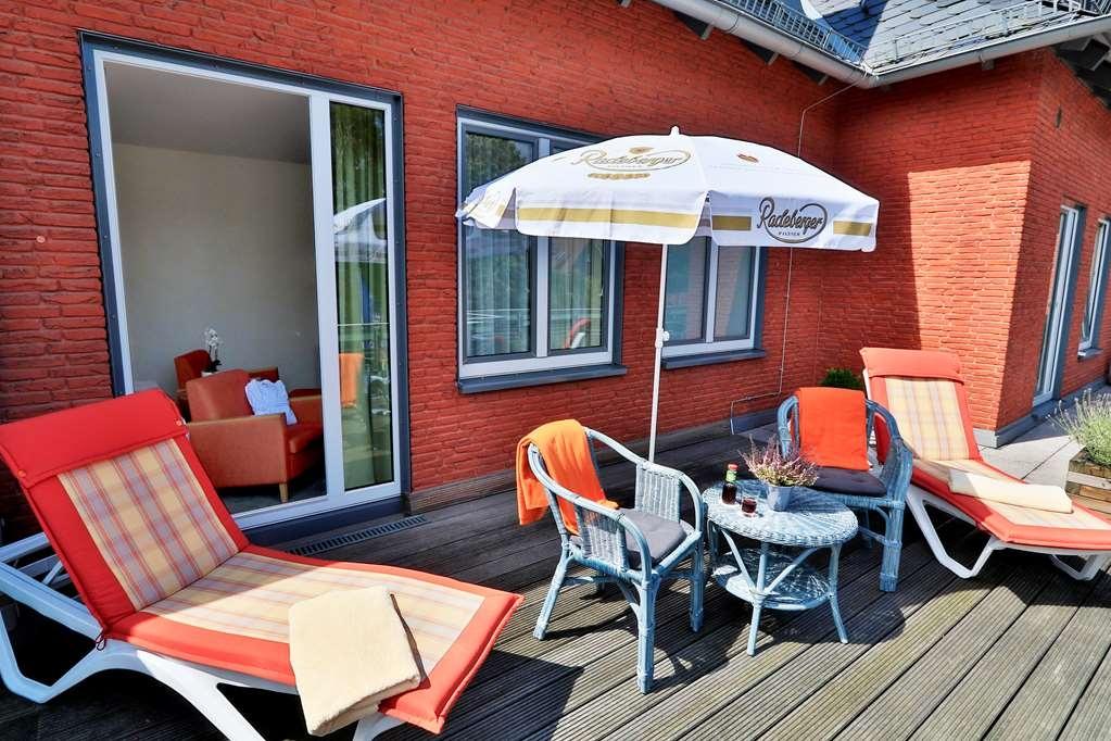 Best Western Hotel Heidehof - Terrace