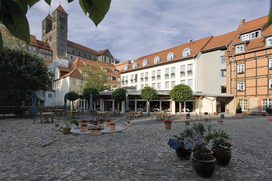Best Western Hotel Schlossmuehle - Vista exterior
