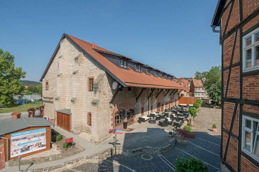 Best Western Hotel Schlossmuehle - Außenansicht