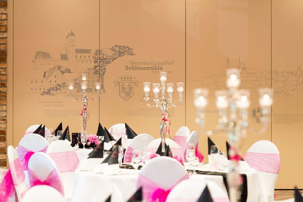 Best Western Hotel Schlossmuehle - ballsaal