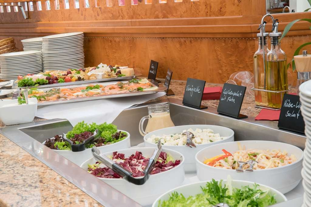 Best Western Hotel Schlossmuehle - Restaurant / Gastronomie