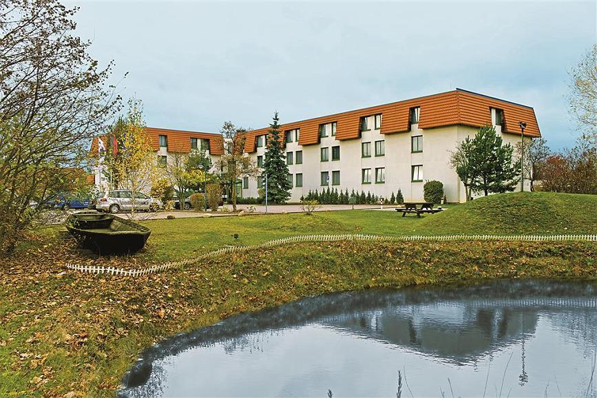 Best Western Spreewald - Vista exterior