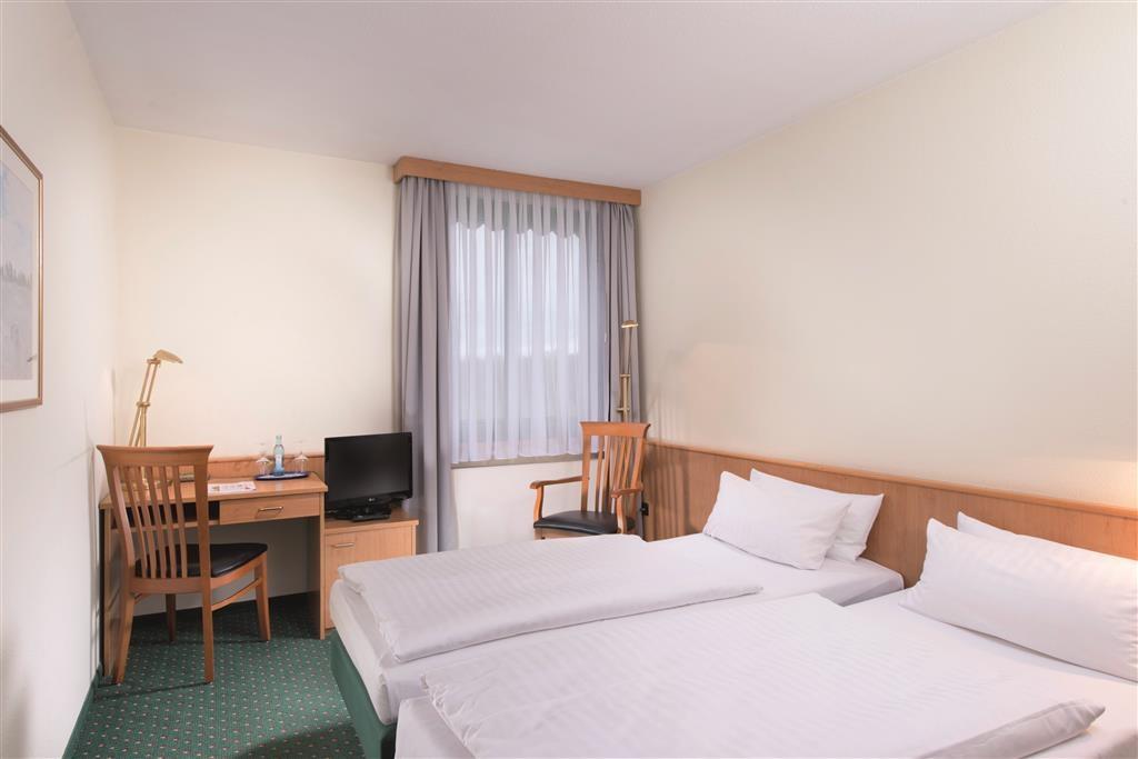 Best Western Spreewald - Gästezimmer